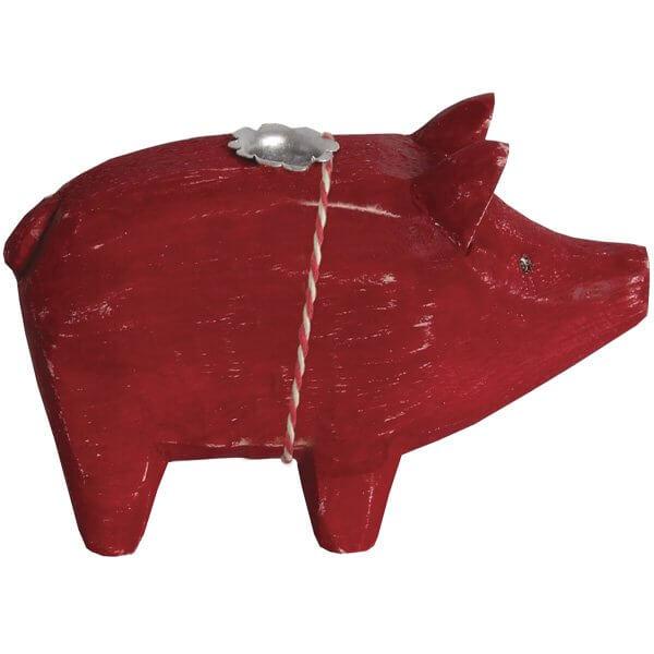 kerzenschwein-rot
